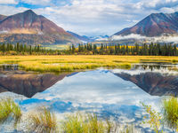Wrangell St. Elias Park and Preserve, Alaska, Silent Moments, wilderness