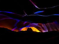 Monument's Storm,Arizona,Desert,Upper Antelope Valley,horizontal