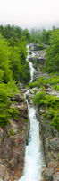 Silver Cascades,Spring,Crawford Notch,Silver Cascades
