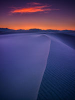Orange Over Blue,Orange Over Blue,White Sands National Monument, New Mexico,Sunset,Sand,World,Sunrise