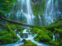 Fresh,Three Sisters Wilderness, Oregon,Fresh,Fall,Roar,Water