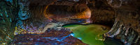 The Magic Cavern,Ancient,Desert,Horizontal,Panoramic,Zion National Park,landscape,river