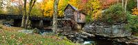 Fall Mill Resting