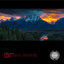 Epson International  Photographic Pano Awards Honors Carter