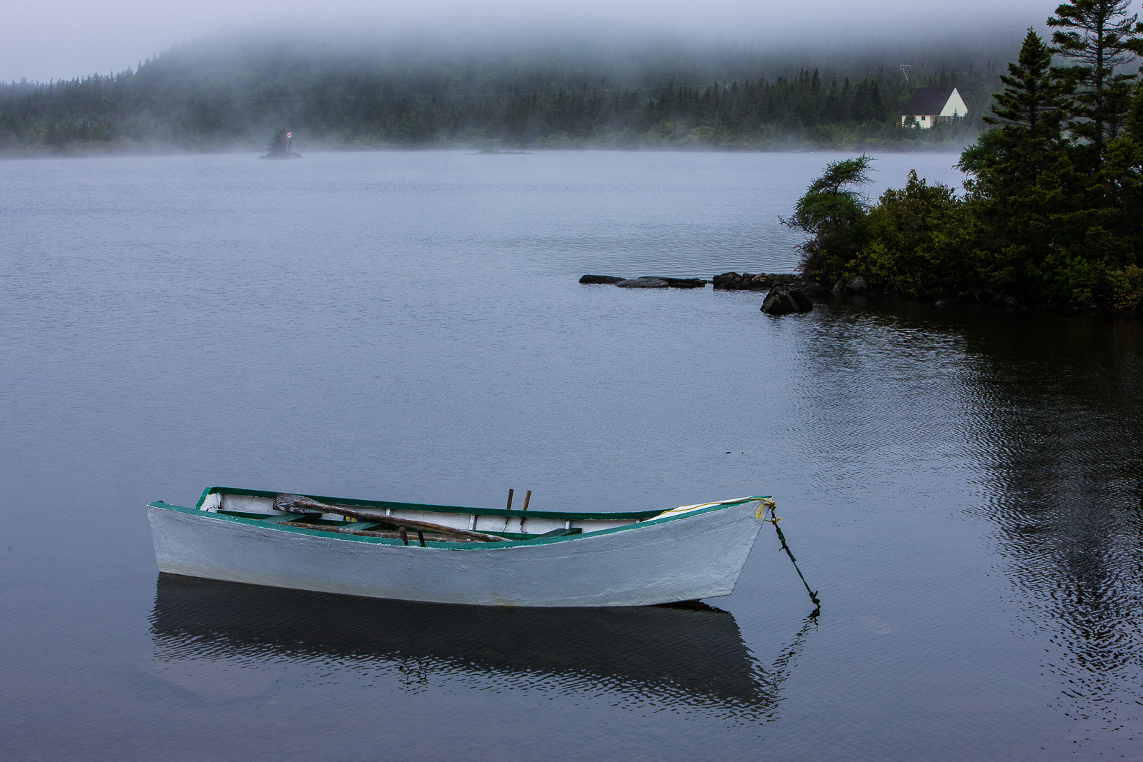 Memories Await,Memories, Await,Newfoundland, Canada,summer,water,green,horizontal, photo