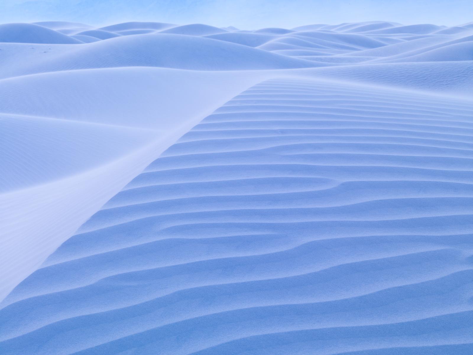Desert Light Lingering,California,Desert,Dunes,Edited,Horizontal,blue,landscape, photo