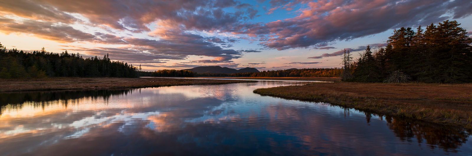 Maine Reflections,Acadia National Park, Maine, Reflections, photo