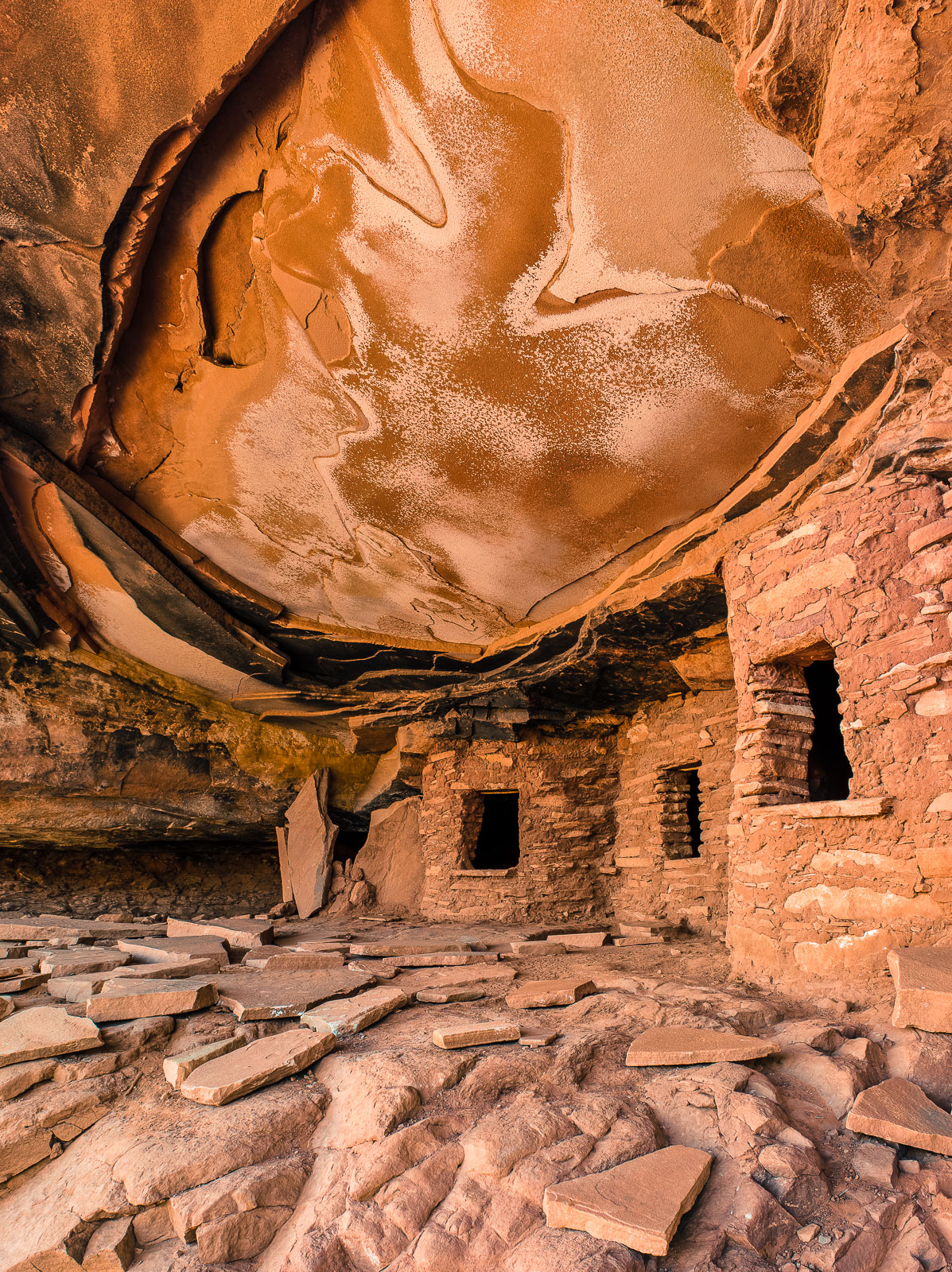 Sacred Homes,Desert,Native American Architecture,Utah, photo