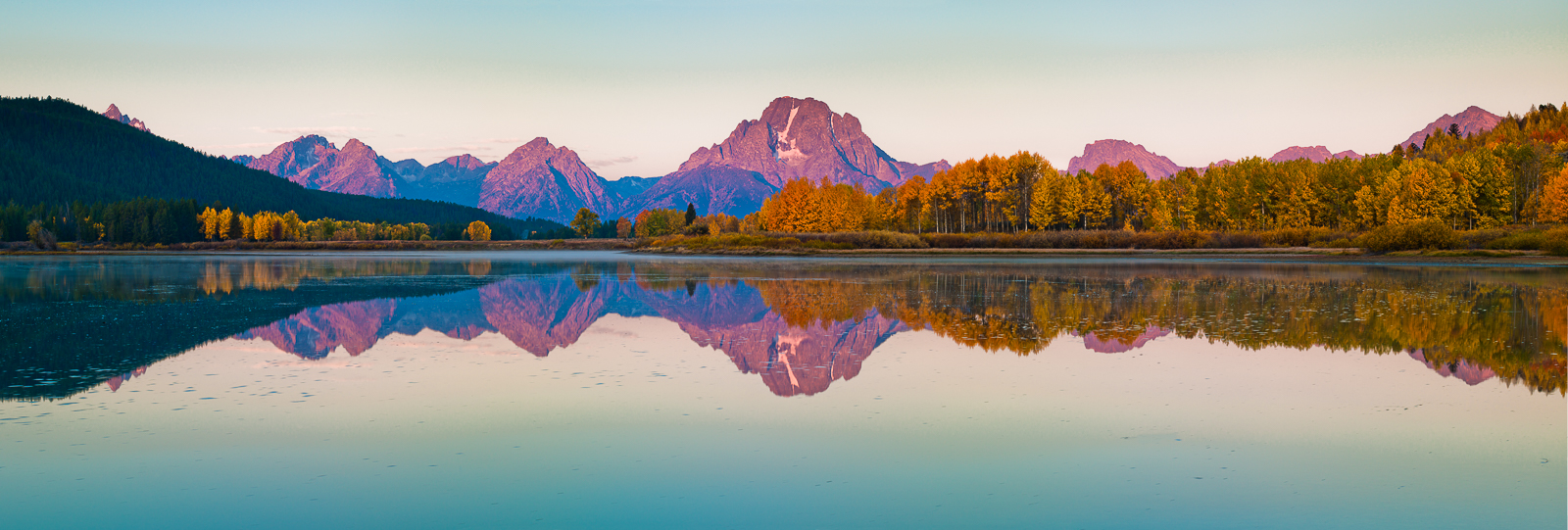 Teton Spectacular,Autumn,Grand Teton NP,Panoramic,River,Wyoming,horizontal,mountains, photo